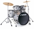 Ударная установка Sonor SMF 11 Stage 1 Set WM 13070 Brushed Chrome